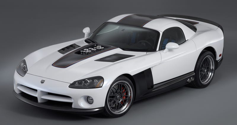 One-Off ASC McLaren Diamonback Viper Up For Grabs