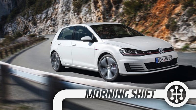 Is Volkswagen Launching A New Golf Minutes After Launching The Old Golf?