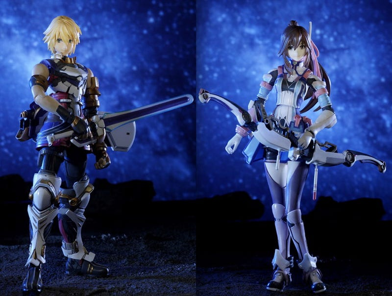 Your Last Hope For Star Ocean 4 Toys