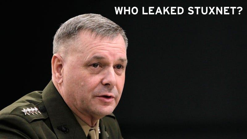 Ex-U.S. General Under Investigation over Attack Virus Leaks