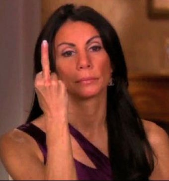Danielle Staub Reacts To Being Fired From Real Housewives