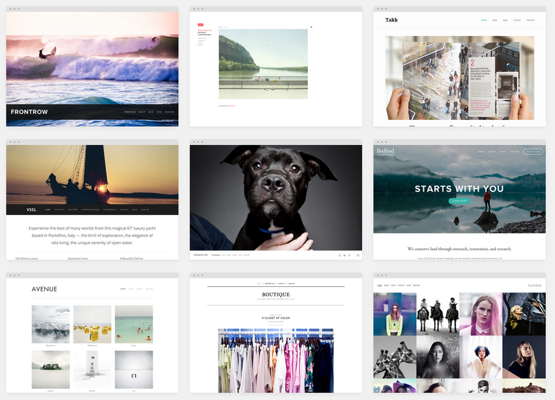 Build a Beautiful Website with Squarespace for $9 a month (10% Off)