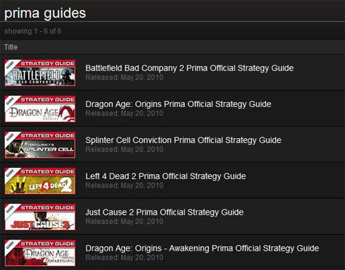 No One Has To Know You're Using Strategy Guides On Steam