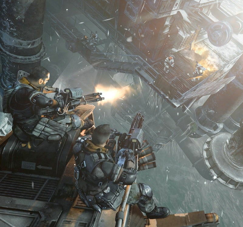 Killzone 3 Looks Great, Plays Different, Sort Of Adds Yoshi