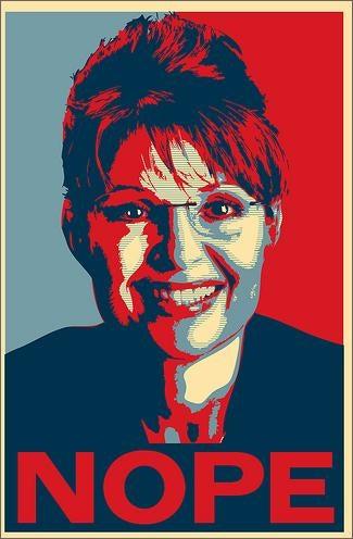 Sarah Palin Inspires Artistic Expression