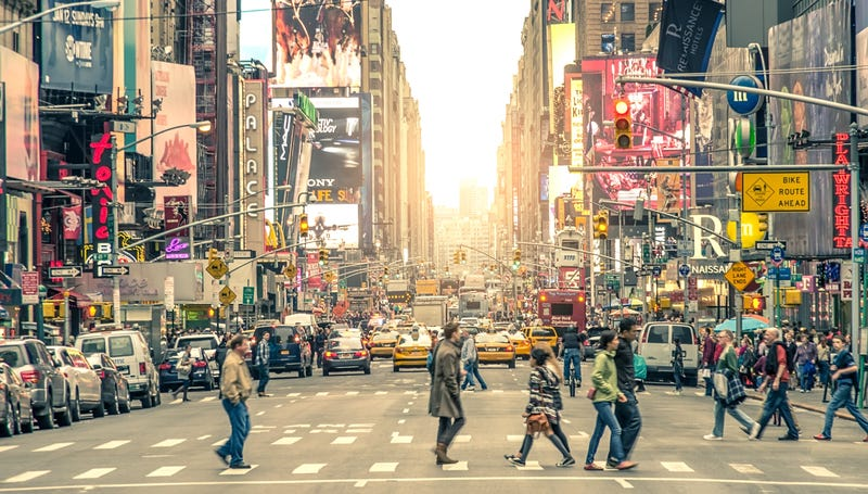 Where Will It Happen in New York City?
