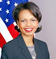 Could Condoleezza Rice Be President?