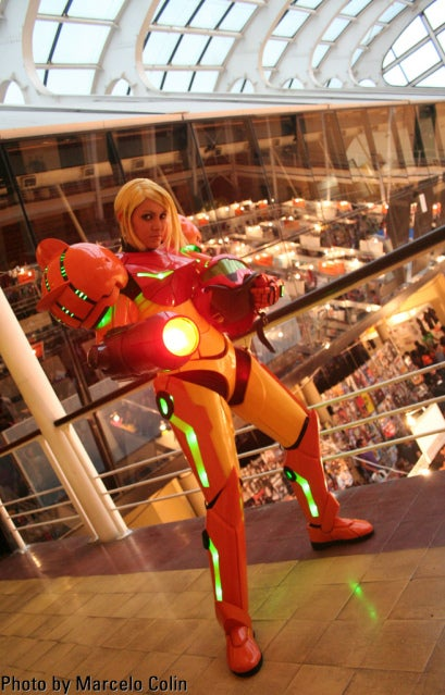 What's So Great About This Samus Cosplay?