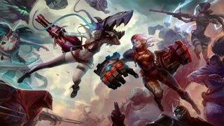 <i>League Of Legends </i>Characters & Art So Good They Should Be In The Game