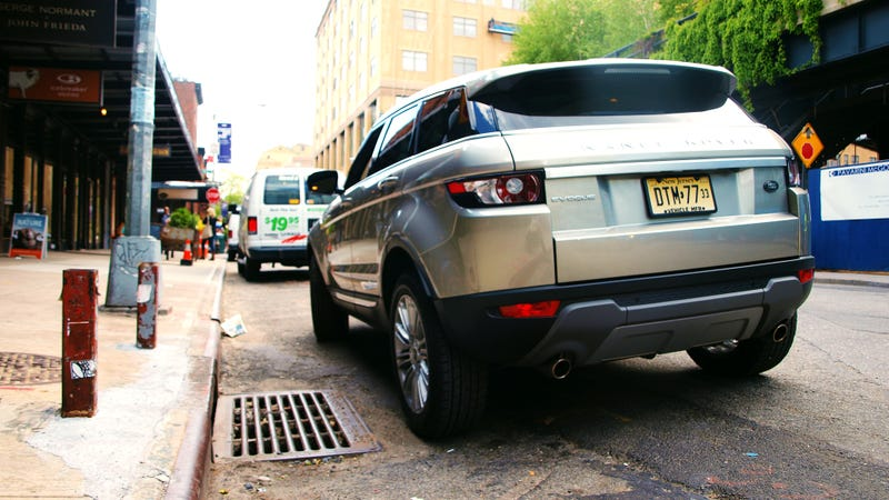 2013 Range Rover Evoque: The Jalopnik Review