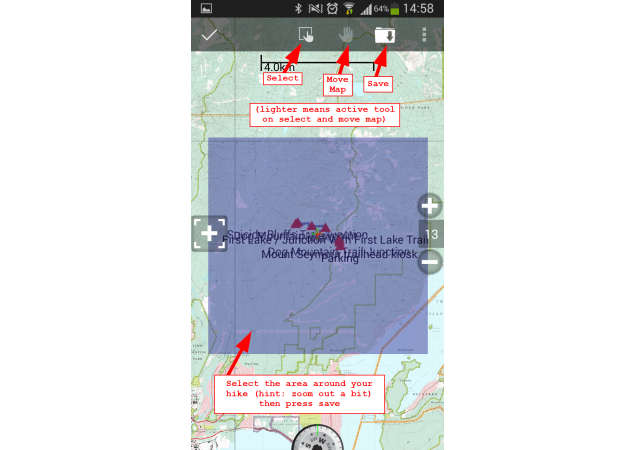 how to turn gps on on android