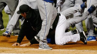 Six Players Suspended For Royals-White Sox Brawl