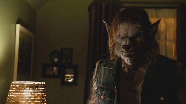 Grimm goes Coyote Ugly with Jacob from Lost