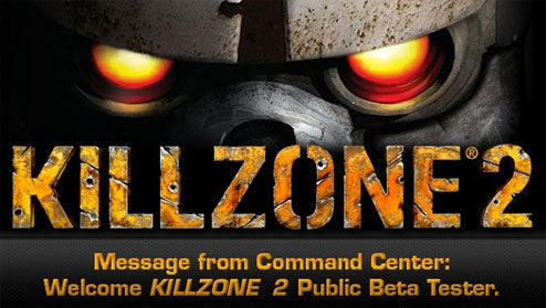 Killzone 2 Beta Invites Glowing Out Now