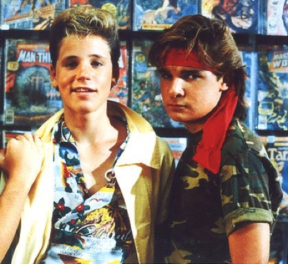 The Lost Boys getting a fourth film and a TV show