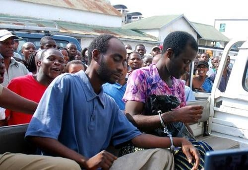Gay Malawian Couple Split Under Family Pressure