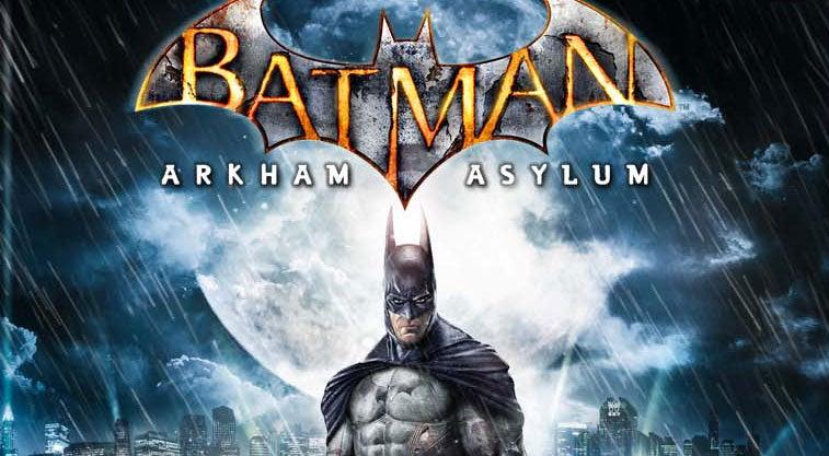 Batman: Arkham Asylum Box Art Revealed
