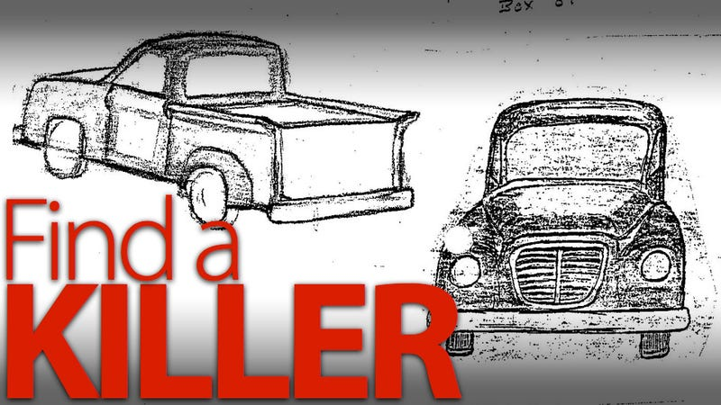 Identify this truck, help close a 28-year-old murder case
