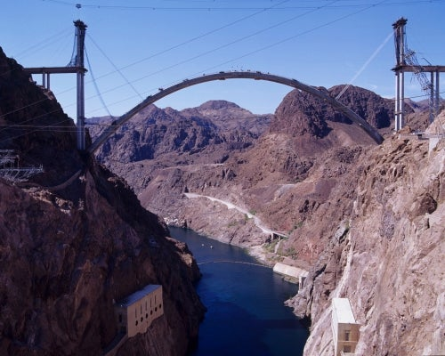 Hoover Dam Bypass Gallery