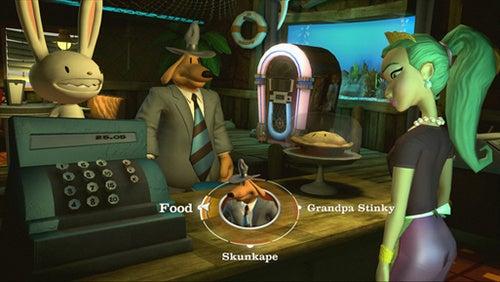 Sam & Max & Season 3 & PlayStation 3