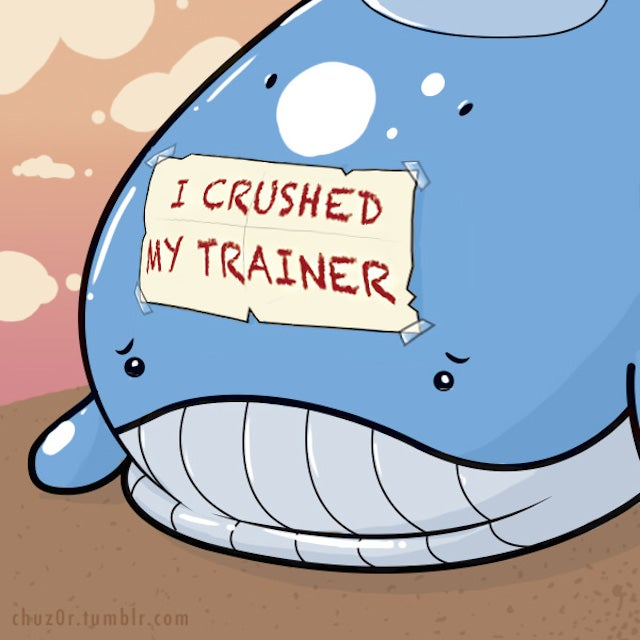 7/14/2014: You Should Be Ashamed, Pokémon