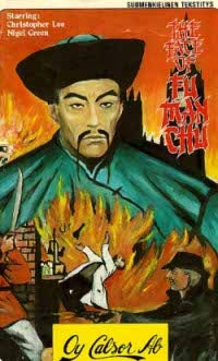 The Yellow Peril, Fu Manchu, and the Ethnic Future