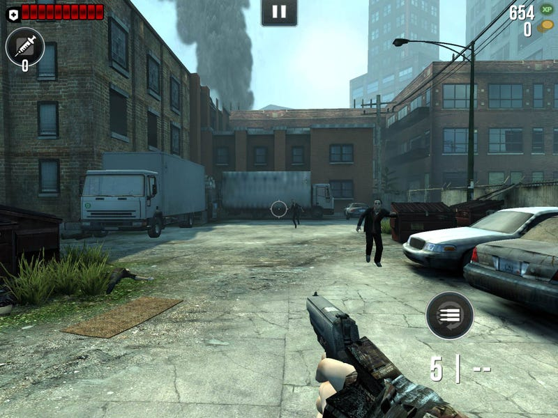 There Is Nowhere To Hide When World War Z Goes Mobile