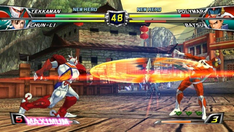 More Tatsunoko vs. Capcom: Ultimate All-Stars Screens