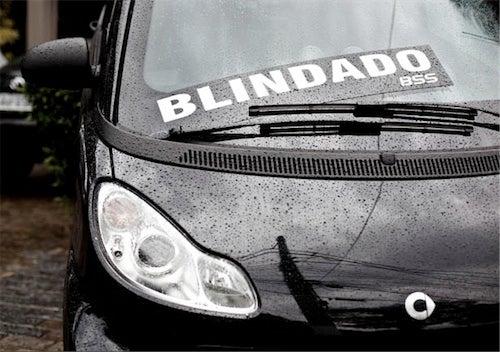 Brazil's Astounding Crime Rate Raises Demand For Armored Cars
