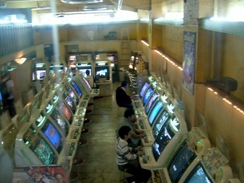 Where In These Tokyo Arcades Is Brian Crecente?