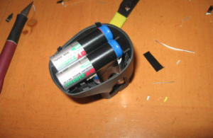 Replace and Upgrade a Dremel Battery Back with Your Own AA Batteries