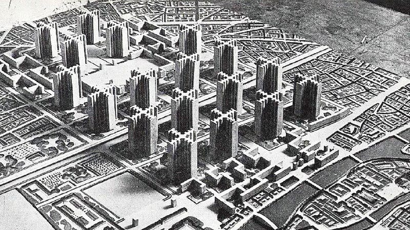 Ten Utopian 'Future Cities' That Were Actually Terrible