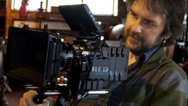 Peter Jackson wants to direct an episode of Doctor Who. Make it happen, Moffat!