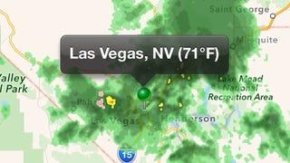 It's F*cking Raining in Vegas