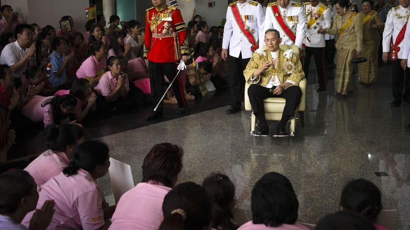 American Gets 2.5 Years for Posting Unflattering Quote About Thai King