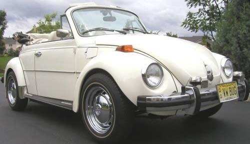 Even Volkswagen Made a Bicentennial Edition!