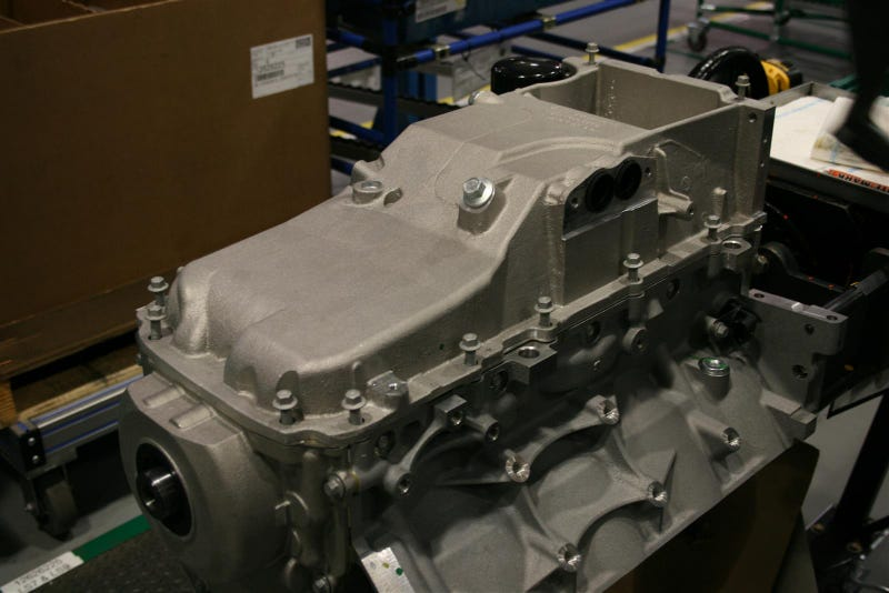 How We Built A 638 HP LS9 Engine For A Corvette ZR1