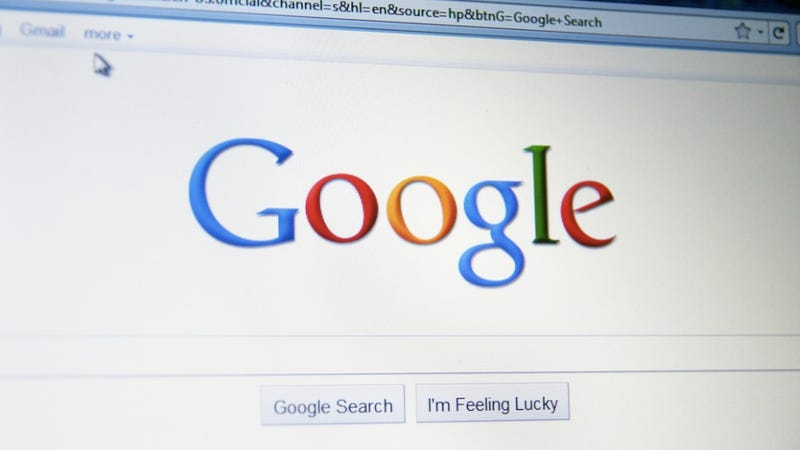 Do Your Google Search Results Imply You Were Asking For It?