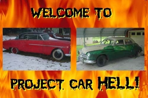 Project Car Hell, Cheap Straight Eight Edition: Buick or Packard?