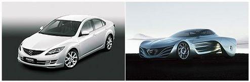 Mazda Announces Beijing Motor Show Lineup Including Taiki Concept, Mazda6