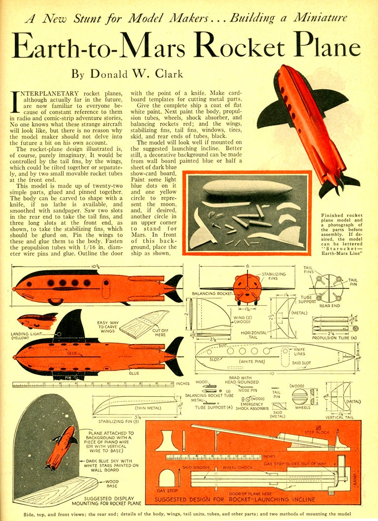 The Dangerous Origins of Model Rocketry