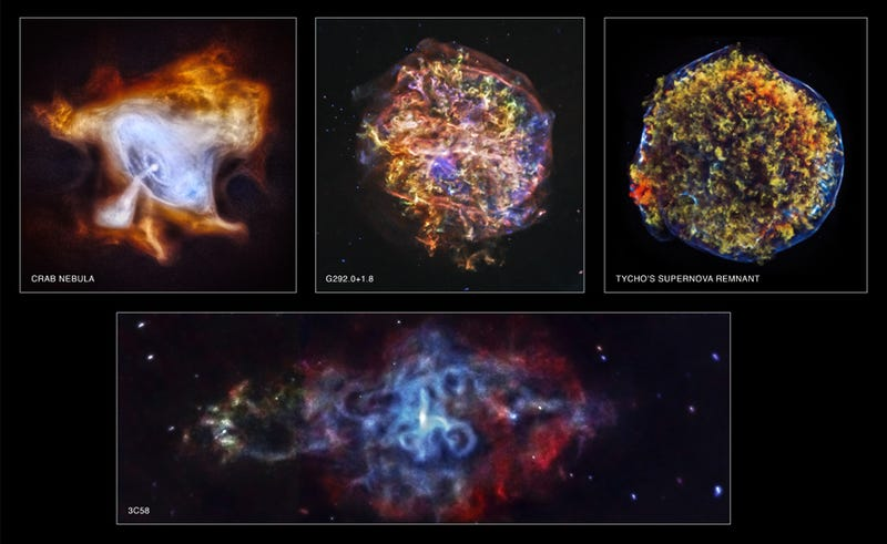 Chandra Has Been X-Raying the Universe for 15 Years