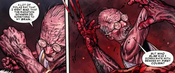 "Mark Millar's writing a sequel to the post-apocalyptic Wolverine tale ""Old Man Logan"""