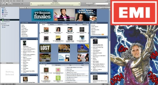 Apple Launches iTunes 7.2 and iTunes Plus