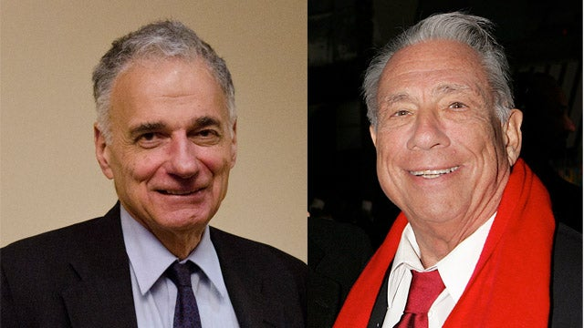 Ralph Nader Is Also Annoyed About All The Christmas Day NBA Games