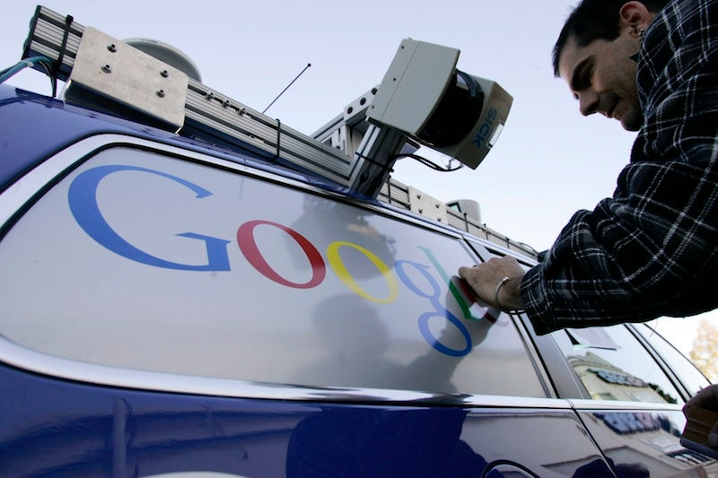 Google Reveals Secret Project To Develop Driverless Cars