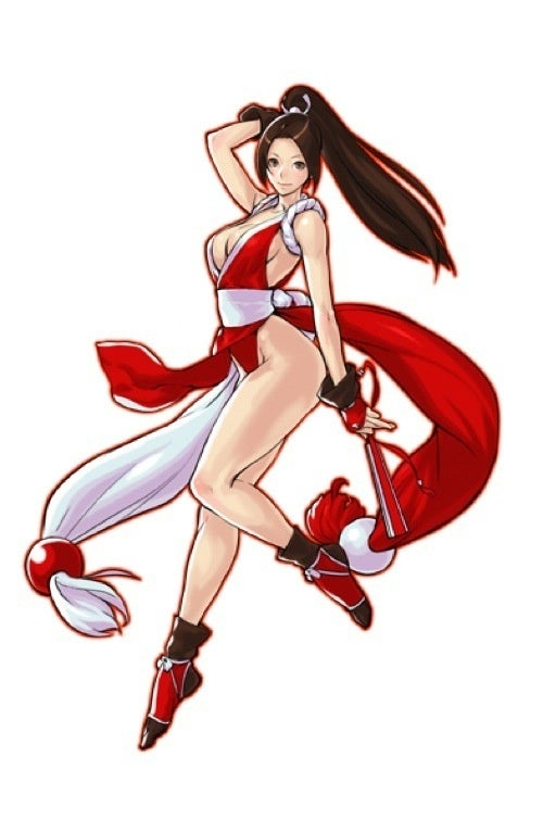 Mai Shiranui Playable In SNK Shooting Game