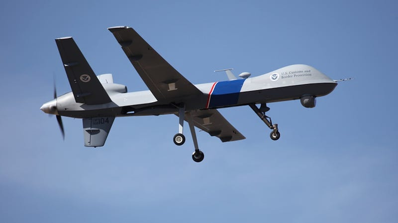 Cops Keep Borrowing Border Patrol Drones for Domestic Surveillance