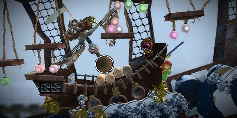 """LittleBigPlanet Team's New Project Is """"Really F*cking Cool"""""""