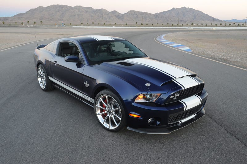 2011 Shelby GT500 Super Snake: Now With 800 HP